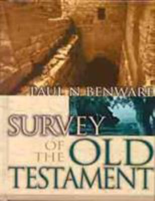 Survey of Old Testament-9780802424822--Benware-Moody Publishers
