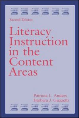 Literacy Instruction in Content Areas